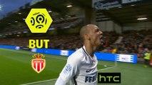 But FABINHO (86ème pen) / EA Guingamp - AS Monaco - (1-2) - (EAG-ASM) / 2016-17