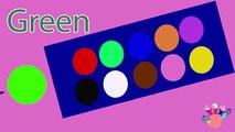 Los colores de las Canciones de la Colección | Aprender, Enseñar los Colores a los Niños | ChuChuTV los Niños Preescolares de la Enfermera