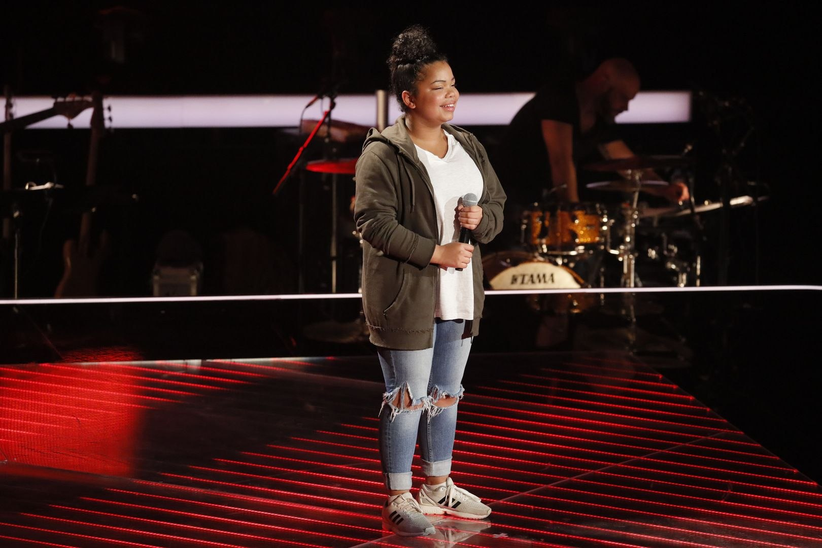 Zoe: Get Away - (Blind Audition IV) | The Voice Kids 2017 | SAT1