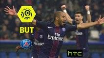 But LUCAS MOURA (50ème) / Olympique de Marseille - Paris Saint-Germain - (1-5) - (OM-PARIS) / 2016-17