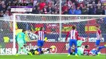 ملخص مباراة برشلونة 2-1 اتلتيكو مدريد [ شاشة كاملة ] الدوري الاسباني [ HD ] [HD, 720p]