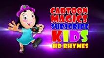 3 little kittens - Puppets children rhymes    Hippopotamus & cow puppets Songs