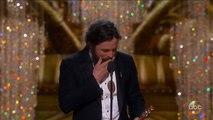 Oscars - Le discours de Casey Affleck, meilleur acteur