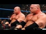 WWE Kane vs Kane-Fake Kane nearly killed Kane - part-1