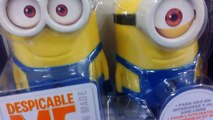 ММЦ игрушки Гадкий я Миньоны Стюарт и Дэйв, рации, телевизор игрушки