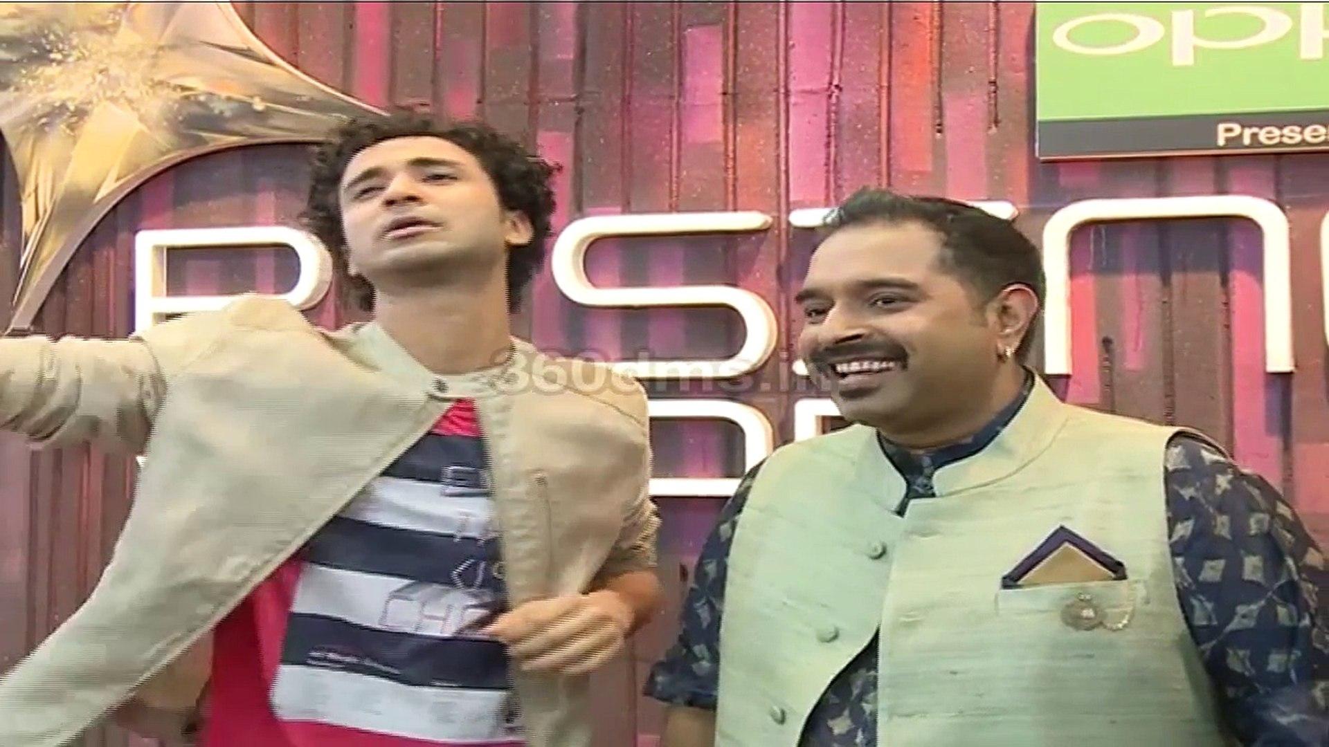 Raghav Juyal Gets FUNNY With Shankar Mahadevan & Meiyang Chаng