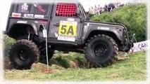 EXTREME OFFROAD LAND ROVER DEFENDER 90 V8 & TDI *EXTREME OFFROAD TRIAL RACE* EXTREME OFFRO