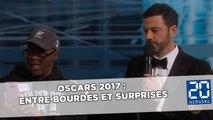 Oscars 2017 : Entre bourdes et surprises