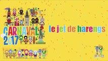 Carnaval 2017 :  Le jet de harengs (Replay)