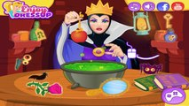 DISNEY PRINCESS SNOW WHITE - THE EVIL QUEENS SPELL DISASTER GAMES FOR KIDS