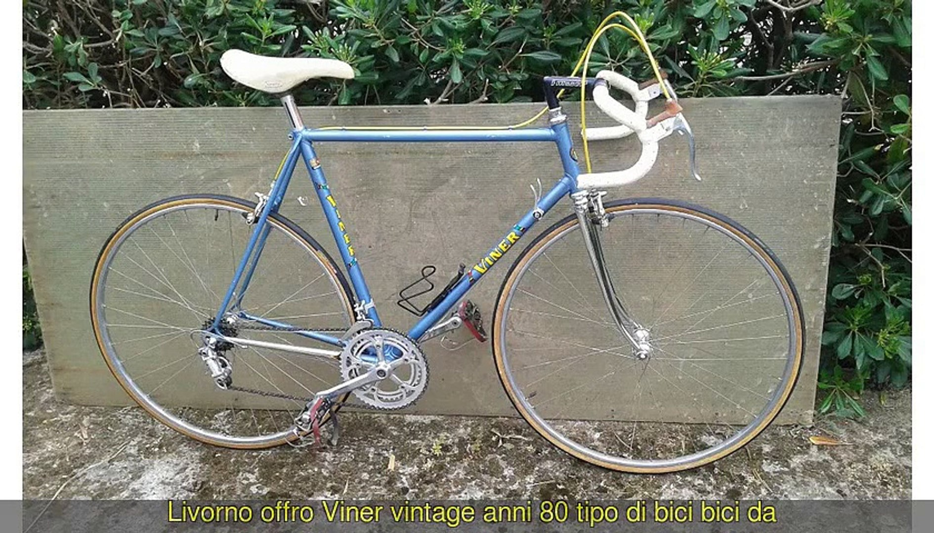 Viner Vintage Anni 80 Tipo Di Bici