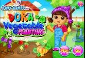 Dora Vegetable Planting - Lets Help Dora in Dora Vegetable Planting