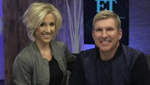 EXCLUSIVE: Todd and Savannah Chrisley Ready to Do 'Dancing With the Stars!'