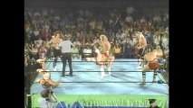 Magnum TA/Rock and Roll Express vs Ric Flair/Ole and Arn Anderson (NWA August 3rd, 1986)