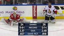 Ottawa Senators vs Florida Panthers | NHL | 26-FEB-2017