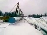 Сила Сибири падает