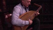 Walter Abt - J.S. Bach, Partita II D-minor, 3. Giga; BWV 1004; Lute