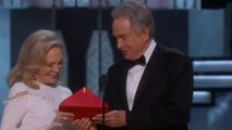Why Did Warren Beatty Read The Wrong Name?