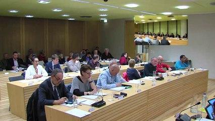 Conseil municipal 27 février 2017 à 18h