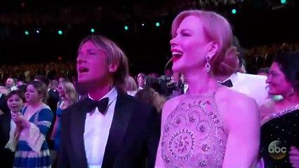 Justin Timberlake chante du Patrick Sebastien aux Oscars