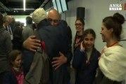 50 profughi siriani in Italia con corridoio umanitario