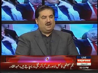 Kal Tak with Javed Chaudhry – 27th February 2017