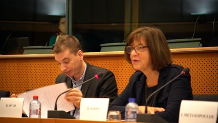 """Rebecca Harms: Opening speech of panel 1 """"overview of European decommissioning activities"""""""