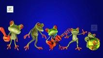 Animals Cartoons Finger Family Children Nursery Rhymes | Animals Finger Family Rhymes for Children