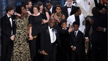 Mahershala Ali, Barry Jenkins React To Best Picture Win
