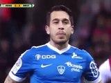 2016 Ligue 2 J27 REIMS BREST 1-1, le live, le 27/02/2017