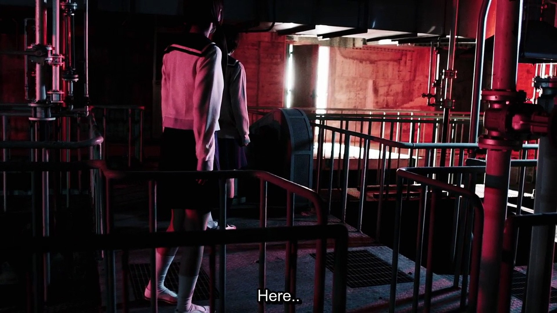 Corpse Party Book Of Shadows 2016 Eng Sub 3 Video Dailymotion