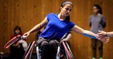 Engelli Milli Tenisçi Büşra Ün'e Noterden Utanç Verici Makbuz