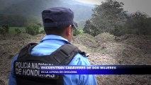 Encuentran cuerpos sin vida de dos jovencitas en sector de la Jutosa, Choloma