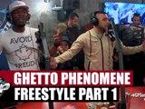 Freestyle Ghetto Phénomène [PART 1] #PlanèteRap
