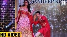 Alia Bhatt And Varun Dhawan Tamma Tamma Again On Ramp