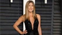 Jennifer Aniston Hits the Red Carpet in the Same Dress as Jennifer Lopez