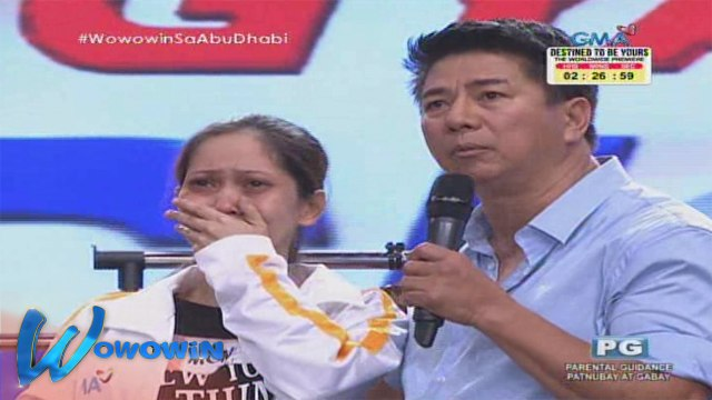 Wowowin: OFW na may colon cancer, tutulungang umuwi ni Kuya Wil