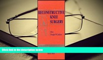 Free PDF Reconstructive Knee Surgery (Master Techniques in Orthopaedic Surgery) Pre Order