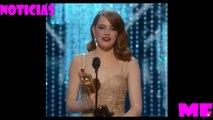 Discurso de Viola Davis/Emma Stone reacts to Oscar's blunder /oscars 2017