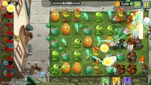 Plants vs. Zombies 2 / Modern Day - Day 8 / New Mode - Match Plants to Defeat Zombies!