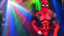 Spiderman Vs Five Nights at Freddys FNAF Freddy & Chica - Funny Superhero Movie in Real L