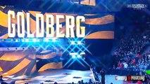 WWE Monday Night RAW 2_27_2017 Highlights HD GOLDBERG,HHH,SETH ROLLINS