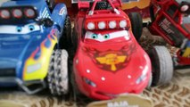 Unboxing Radiator Springs Racers 500 Off-Road Rally Race Disney Cars Pixar Lightning Mcqueen