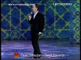 Derek Edwards - Stand up, Clean Comedian by Events Edge Entertainment and Speakers Bureau