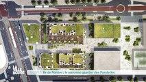 Ile de Nantes : le nouveau quartier des Fonderies