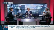 Brunet & Neumann : Marine Le Pen et François Fillon s'attaquent au système - 28/02