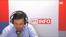 L'invité de la rédaction - Jérôme Cosandey