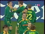 20.02.2002 - 2001-2002 UEFA Champions League 2nd Group Round Group A Matchday 3 FC Nantes 1-1 Manchester United