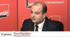 David Rachline : «La purge des fonctionnaires aura lieu avec Fillon qui veut supprimer 500.000 fonctionnaires»