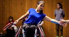 Bakan Bozdağ, Engelli Milli Tenisçi Büşra Ün'e Yapılan Skandala El Koydu